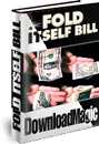 Fold Itself Bill Magic Trick